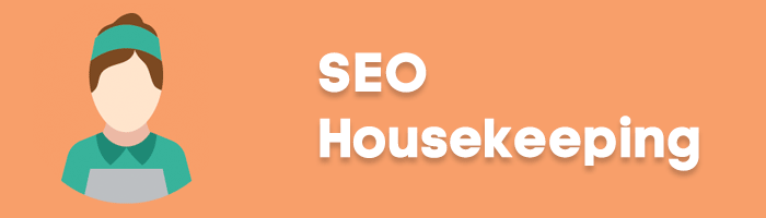 seo-housekeeping