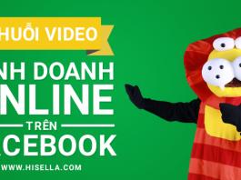 Kinh doanh online trên facebook - hisella.vn