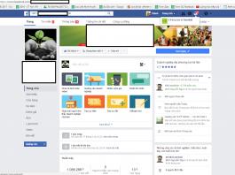 Fanpage cộng đồng hàng triệu tiếp cận